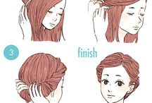 Saç modeli fikirleri