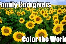 Family Caregivers... / by Denise M. Brown
