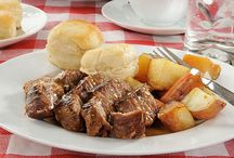Beef / Beef dishes that don't fit into other boards