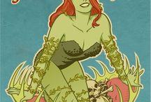 Poison Ivy (and maybe a little Batman)