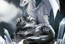 Fantasy Drachen