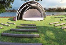 Парк, ландшафтный дизайн