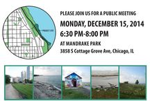 Morgan Shoal/Burnham Park Improvements btw 45th and 51st Streets / Chicago lakefront improvements in Burnham Park between 45th Street and 51st Street. Improvements may include recreational opportunities, bird and fish habitat, and shoreline protection. / by Chicago Park District