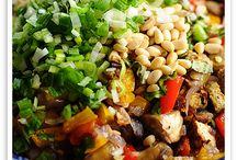 Nom: Salad / by Casey Burkhart