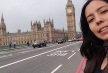 Viagens pela Inglaterra