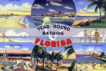 Year- Round Bathing in Florida! / Florida's beaches are perfect for sunbathing and water activities all year round! While up North the temperatures are dropping, snow birds and residents alike  find the weather comfortable, the sand warm and the water perfect year-round! 