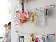 Kids art ideas / by Justine Cleak