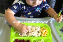 Toddler Meals & Snacks / by Michelle Nicholas