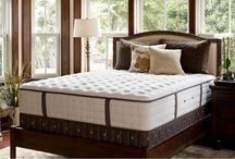 Magiczne miejsce w sypiani / Natura w Twojej sypialni. Nie docenia ten, kto nigdy nie leżał na luksusowych materacach. Miło położyć się do swojego łóżeczka w którym wszystko jest dopasowane do naszych indywidualnych preferencji.