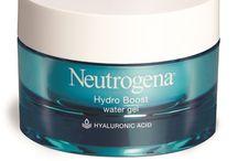 Neutrogena Hydro Gel / Neutrogena Influenster Voxbox / by Angelika Saribekyan