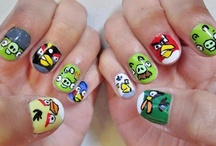 Cute Character/ Cartoon Nails / by Rio Beauty Specialists