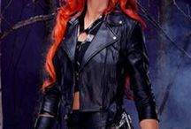 Becky Lynch Leather Jacket / WWE Rebecca Quin Becky Lynch Leather Jacket