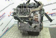 Motor Peugeot 307 / Disponemos de una amplia variedad de motores y todo tipo de despiece para la mayoria de modelos de Peugeot 307. Visite nuestra tienda online del Desguace Recuperauto Palafolls, provincia de Barcelona: www.recuperautopalafolls.com o llame al 93 765 04 01!