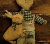 Great old stuf dolls.