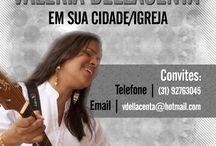 Contatos / Convites os Ministérios para ministrarem em sua cidade!