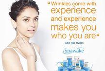 Aditi's Corner / Our brand ambassador Aditi Rao Hydari and her skincare advice for the new age women.