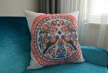 Designinhome57 - Homemade pillows