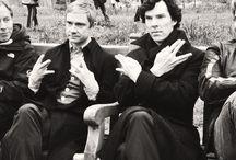 Sherlock / by Brittany
