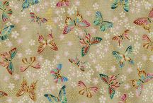 "Akiko by Robert Kaufman / ""Akiko"" - Collection of Fabrics by Robert Kaufman"