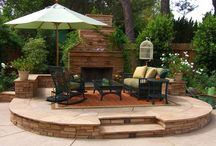 Terrace and Garden / Idei de amenajare pentru terasa si gradina