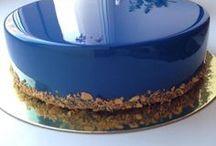 bolos espelhados