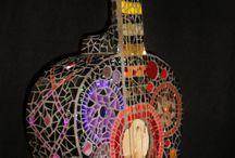 mosaic guitar ideas