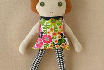 bonecas para Aninha