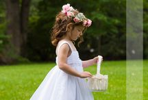 Ring Bearers and Flower Girls! / Images by Berit Metropolitan weddings show off the cutest part of every wedding party
