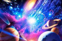 uzaylı ve galaksiler