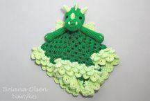 Create: Crochet Security Blankets / by Kaitlyn L