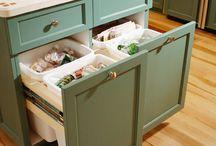 Kuchyně recyklace