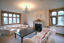 Sumptuous Sitting Rooms / Real and unwind in a sumptuous sitting room - we have lots in our properties for sale in Cheshire.