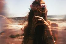 Maya photoshoot. Woods/Glitter