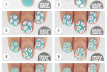 Cath Kidson nails