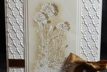 Dry Embossing Projects