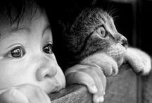 enfant /chat