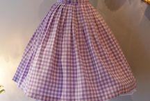 Morsiustytön mekkoja/ Flower girl dress