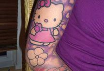 tattoos / by Jenny Stuteville