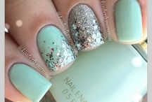 All About Nails ❤️❤️ / Nails mint Green