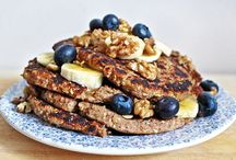 Gluten Free Pancake Pins / A collection of our favourite gluten free pancake recipes and toppings - flipping fantastic!