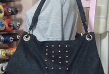 Handmade Suede Bags