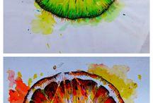 GCSE ART ✏️ / Ideas I like...