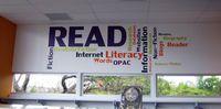 Iskolai könyvtár berendezése / Készülök az új, 200 m2-es könyvtáram berendezésére.