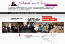 Websites for Speakers