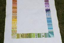 Rainbow Sewing