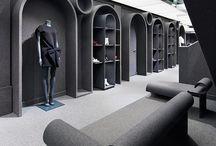 retail / by Taichi Sekiguchi