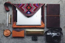 Midori notebook / by One Crafty Mumma
