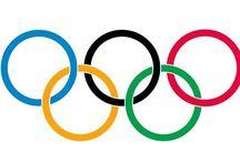 OLYMPIC GAMES / Olympische spelen
