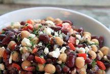 Σαλάτα beans