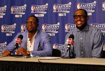 NBA Geek Chic / by Eyecessorize